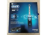Oral B Genius 9000 Electric Toothbrush in Black - BRAND NEW