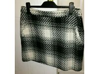 Womens new look skirt size 14
