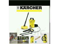 Karcher pressure washer k2.14 good condition