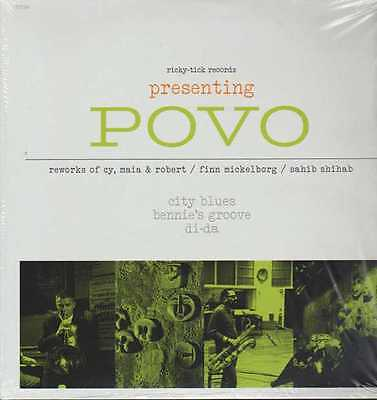 "12"" FI**POVO - ON THE SPOT REWORKS EP (RICKY-TICK '09)***23275"