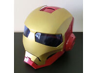 Iron Man Electronic Helmet Flip up Visor With Sounds