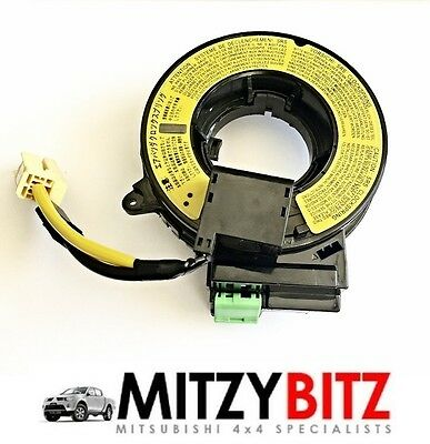 AIRBAG SENSOR CLOCK SPRING 8619A016 for MITSUBISHI L200 25 DID KB4T 2006 2016