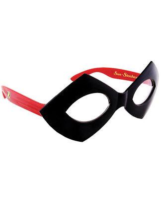 Robin Mask Halloween (SUNGLASSES SUNSTACHES ROBIN SUPERHERO HALLOWEEN MASK)