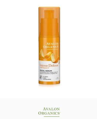 vitamin renewal vitality facial serum