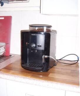 Krups EA 8080 Automatic Coffee Machine