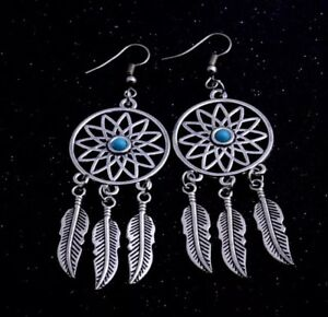 Dream catcher necklaces & earrings - All brand new!