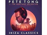 PETE TONG 🤗 IBIZA CONCERT CARDIFF CASTLE READY FOR COLLECTION