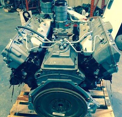 Ford F250 / F350 / F450 / F550 6.4L DIESEL ENGINE 109K MILES 2008 2009 2010