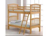 Joseph maple bunk bed