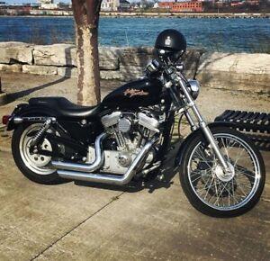 2002 883 sportster custom