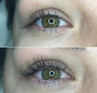 Eleebana Lash Lift and Tint
