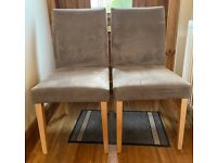 6x Dining Room Chairs