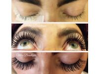 Semi permanent lashes start from £40
