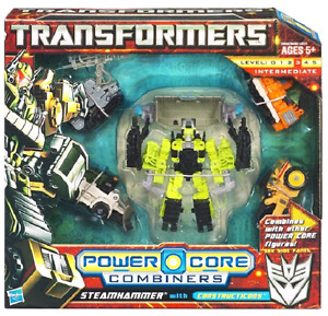 Transformers Powercore Combiners Steamhammer