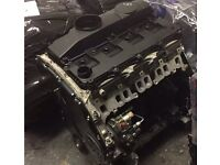 SUPPLIED & FITTED FORD TRANSIT DIESEL ENGINE
