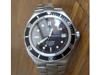 WANTED Omega Seamaster 200m pre bond full size automatic