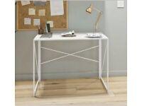 BRAND NEW- BOXED- Yunus Desk By Mercury Row Desk. W100cm L74cm D50cm