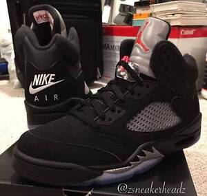jordan 5 limited edition rare--size 10 Sydney City Inner Sydney Preview