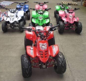 110cc not 50cc 70cc 90cc Ripper ATV/QUAD RRP $1000 NEW