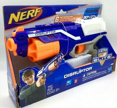 NERF Elite Disruptor - Kids Dart Toy Gun Elite