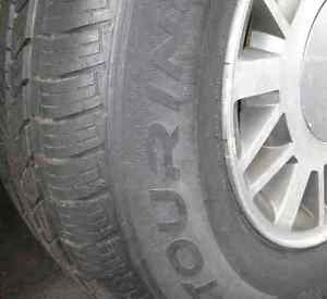 225 70 R15 Rims and Tires
