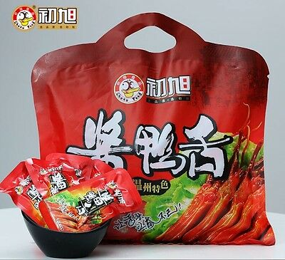 240g/Order Chinese Snack Snacks food flavor Five flavor duck tongue Chu xu 2