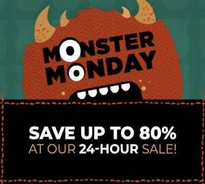 Scentsy Sale - up to 80% off