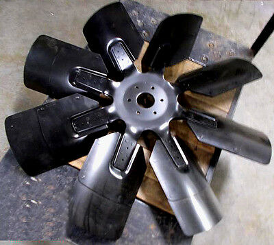 New 44 Industrial Axial Fan Blade Air Exhaust Whole House Fan Potential