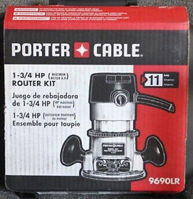 ROUTER FIX W/CASE 1-3/4HP 11A