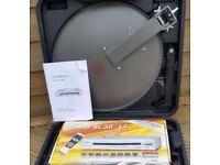 Caravan/Camping Digital Satellite Reciever 240/12v
