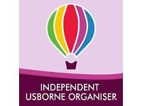 Independent Usborne organiser in wirral
