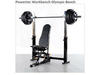 Powertec Bench