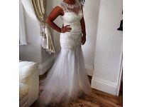 Glamorous formal / bridal dress for sale