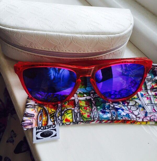 b76549b6e3 Oakley frogskins women sunglasses
