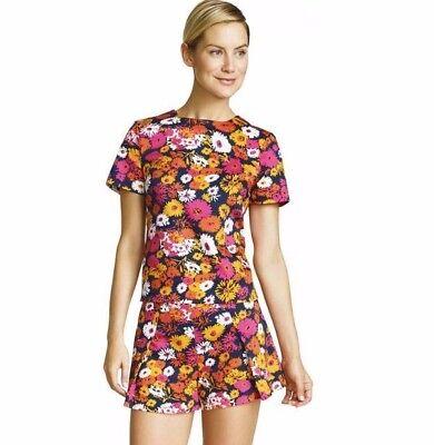 Darlin Daisy (NWT Draper James Darlin' Daisy Nashville Top Size 10 Pink Floral Pattern)