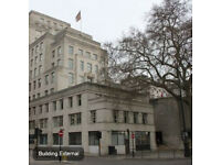 STRAND Office Space to Let, WC2E - Flexible Terms   2 - 86 people