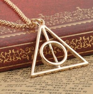 New Harry Potter Deathly Hallows Necklace Kitchener / Waterloo Kitchener Area image 1