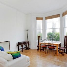 2 Double bed Flat, 2 min from Maida Vale Tube Station.High Ceilings/Lots of light.~12m tube Ox Cir!