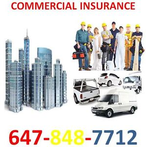 Commercial Insurance (Auto/  Property / Contractor)