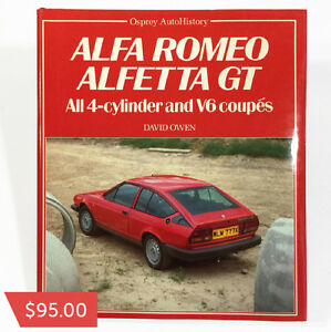 Alfa Romeo Alfetta GT by David Owen  $85