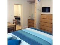 Fully furnished cosey studio for rent. DSS accepted