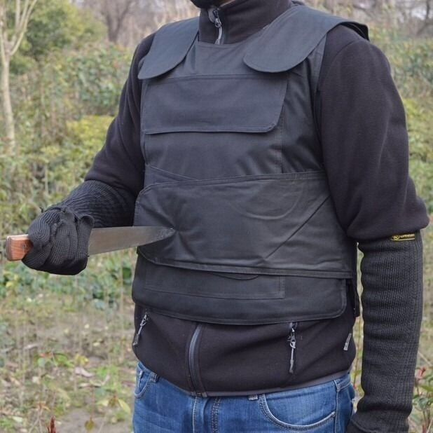 Stab proof vest