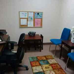 400 +Furnished Office for Lease One Month free Separate entrance