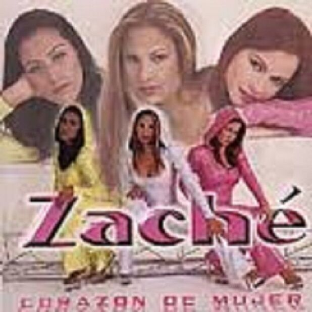Corazon de Mujer by Zache (CD, May-2000, Musical Productions)