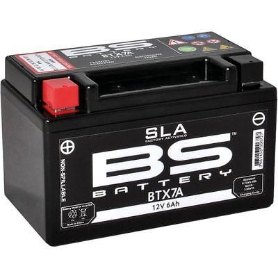 Motorrad BS SLA Batterie wartungsfrei YTX7A-BS für Keeway Superlight 125 Sla-batterie