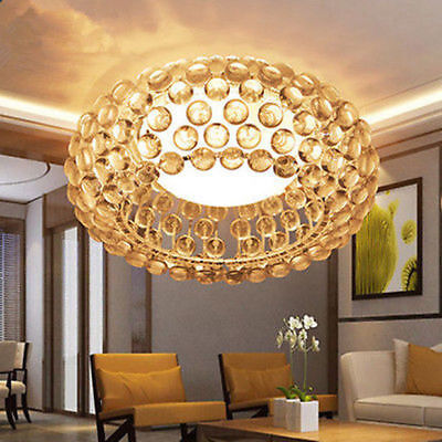 Modern Foscarini Caboche Ball Pendant Lamp restaurant Hall bedroom Ceiling Light ()