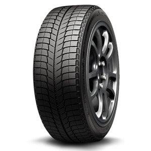 Michelin X-Ice Xi3 215/55R17 Tire with Steel C-Wheels 17/18in