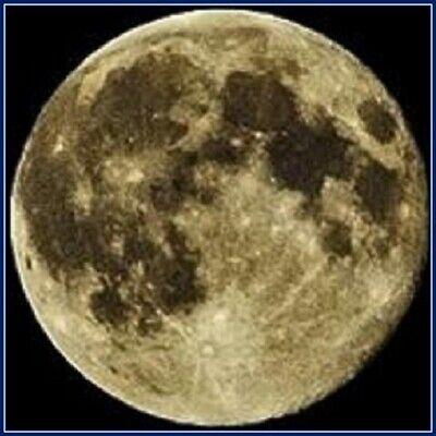 30 Custom Moon Personalized Address Labels