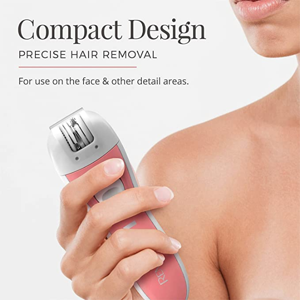 Remington Smooth & Silky Facial Epilator, EP1050CDN