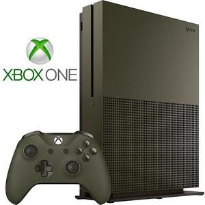 REFURB XBOX ONE S 1TB CONSOLE SP ED - 109012422 - SPECIAL EDITION VIDEO GAMES SYSTEM - MICROSOFT
